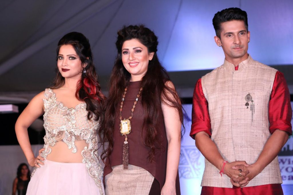 archana-kocchar-adaa-khan-and-ravi-dubey-at-global-peace-initiative